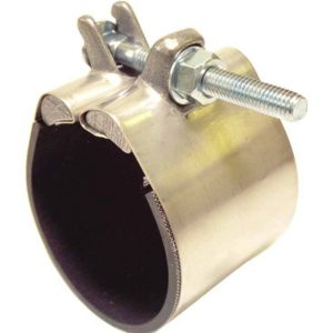 S.S. PIPE REPAIR CLAMPS 4956