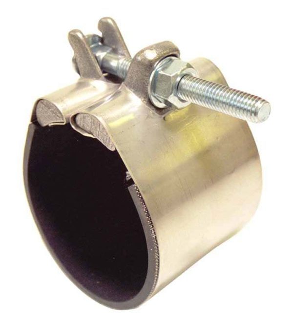 S.S. PIPE REPAIR CLAMPS 5054